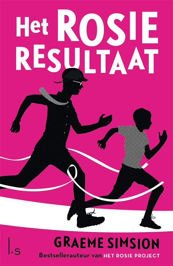 Omslag van Het Rosie resultaat, geschreven door Graeme Simsion
