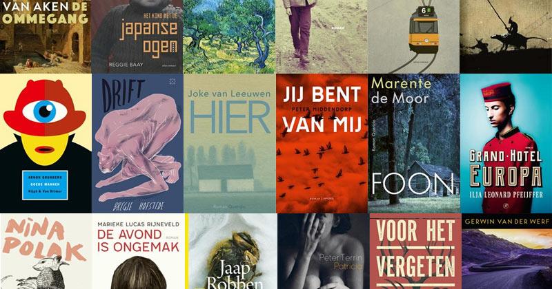 Wat wordt de beste roman van 2019?