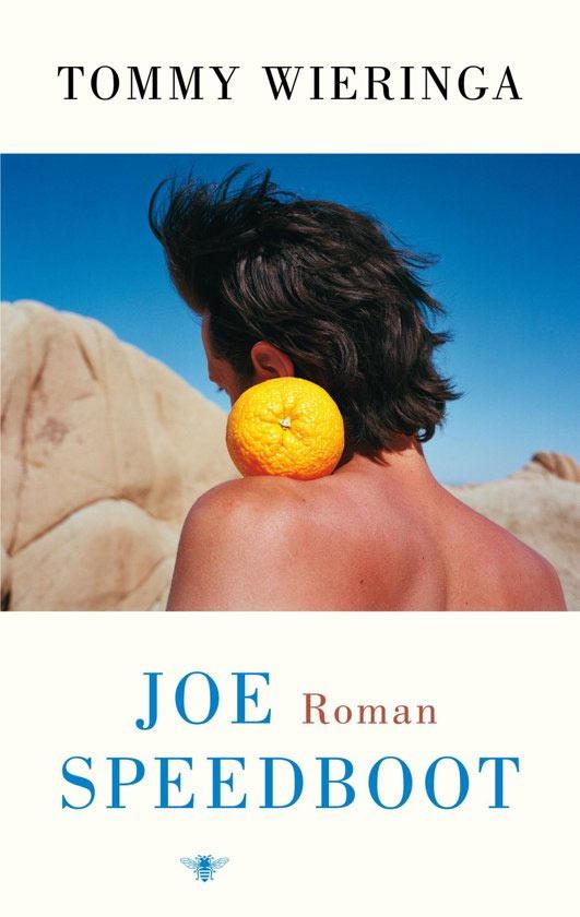 Boekomslag Joe Speedboot van Tommy Wieringa