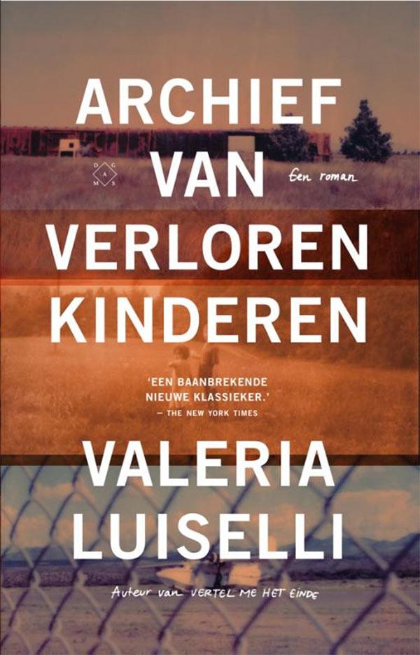 Archief van verloren kinderen, Valeria Luiselli