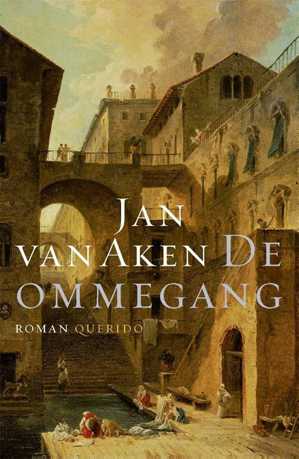 De ommegang, door Jan van Aken