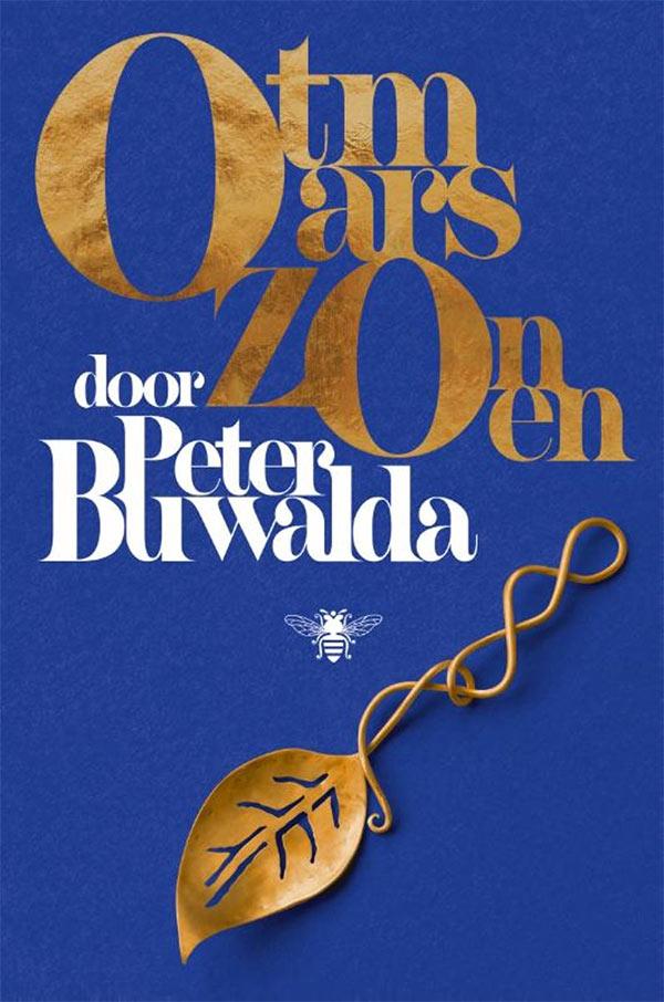 Omslag van Otmars zonen door Peter Buwalda