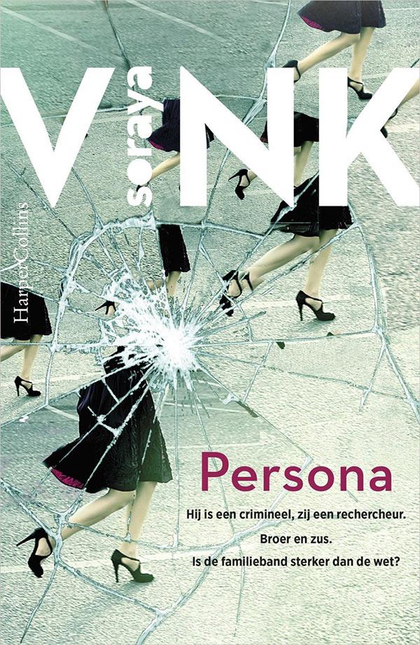 Omslag van Persona door Soraya Vink