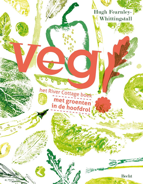 Omslag van Veg! van Hugh Fearnley-Whittingstall
