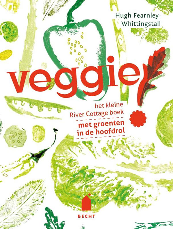 Omslag van Veggie! van Hugh Fearnley-Whittingstall