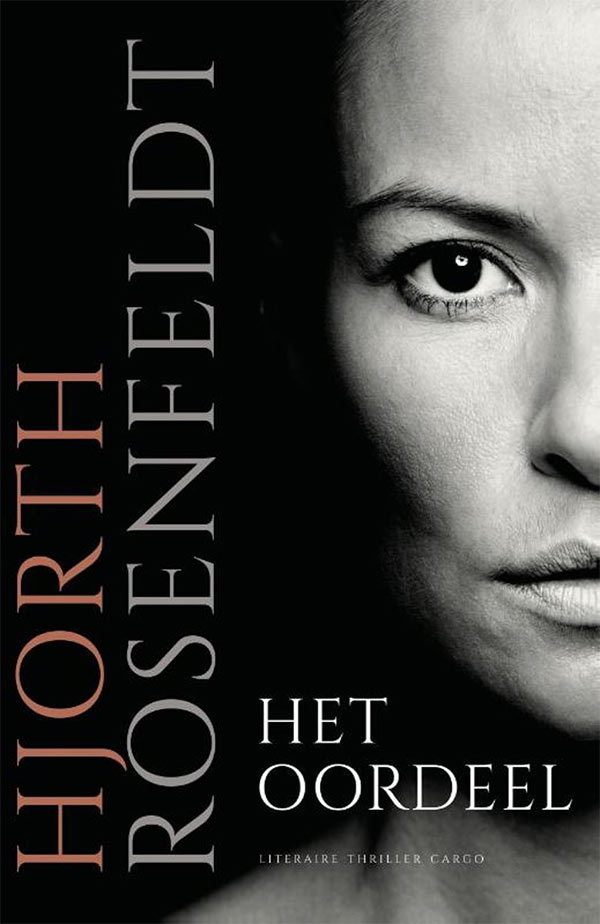 Omslag van Het oordeel van Hjörth Rosenfeldt