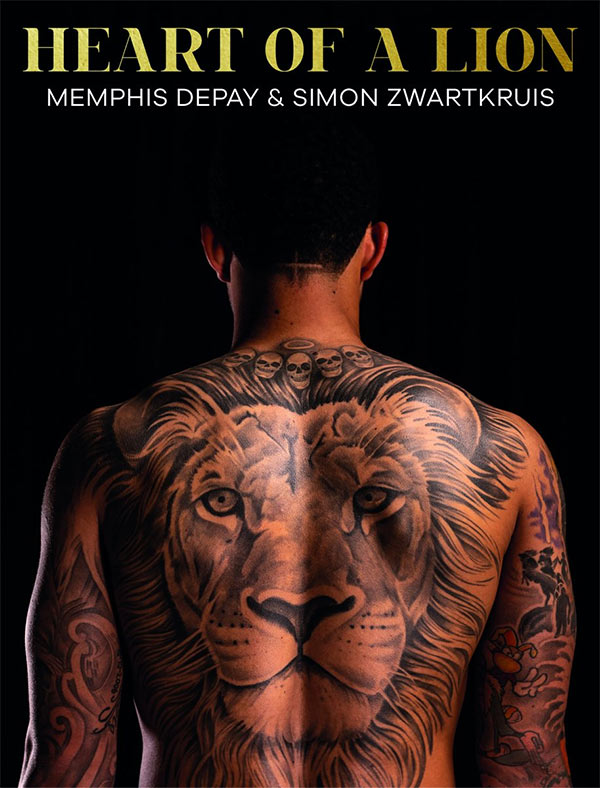 Heart of a lion, Memphis Depay & Simon Zwartkruis